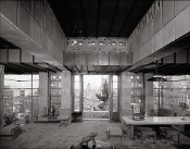 Julius Shulman - Freeman House, Frank Lloyd Wright. 1953