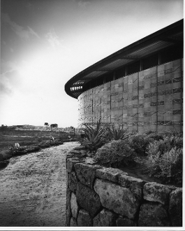 Julius Shulman -5 Prints-Archeological Museum-Witkower & Daumann