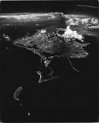 Julius Shulman - Views of Southern Florida From A Plane