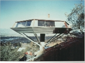 Julius Shulman-Malin Residence,(Chemosphere), Hollywood,Lautin
