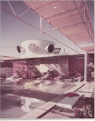 Julius Shulman-Albert Frey House, Palm Springs, Albert Frey 1954