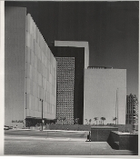 Julius Shulman-Los Angeles Hall of Records-Richard Neutra, 1962