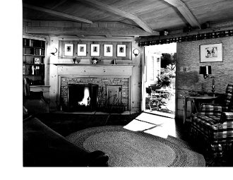 Julius Shulman-3 Rare-Prints Arthur Freed House-Arthur Froelich