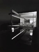 Julius Shulman-Chuey House ,Los Angeles-Richard J. Neutra, 1960
