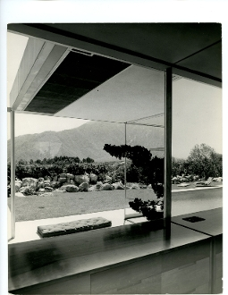 Julius Shulman-Vintage, The Kaufmann House, Palm Springs, Neutra