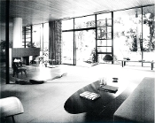 Julius Shulman-Entenza House.Case Study #9, Eames & Saarinen1950