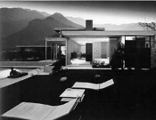 Julius Shulman-Kaufmann House-Palm Springs-Richard Neutra, 1947
