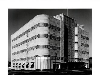 Julius Shulman-Coulters Dry Goods, Los Angeles-S. Clements, 1938