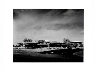 Julius Shulman - State Capital Bank - Oklahoma City, Ok. 1963