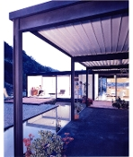 Julius Shulman- Case Study House #21, Bailey House-Pierre Koenig