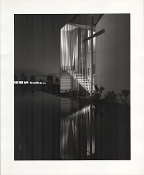 Julius Shulman-Miramar Naval Station Chapel- Richard Neutra 1957