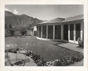 Julius Shulman-Rosenfield Residence, Palm Springs, Ca.