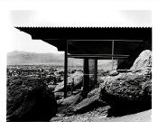Julius Shulman, Frey House #2 Palm Springs, Ca. Albert Frey 1954